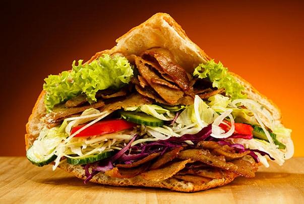 Bánh mì tam giác – một trong những món ăn hấp dẫn nhất trên thế giới